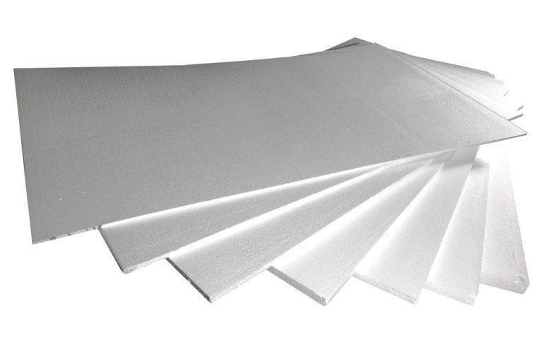kepingan-styrofoam