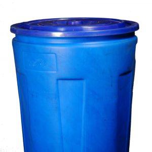 Tong 100L PT Golgon warna biru