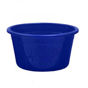 Baskom 13cm warna Biru PT Golgon