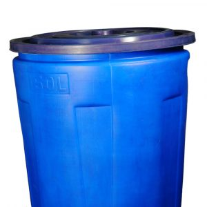 Tong 150L PT Golgon warna biru
