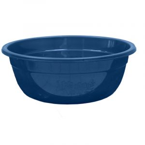 Baskom 42 cm PT Golgon warna biru