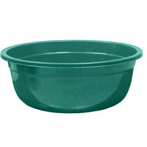 Baskom 45 cm PT Golgon warna hijau
