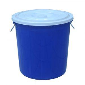 Tong 60L PT Golgon warna biru