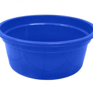 Baskom 75 cm PT Golgon warna biru
