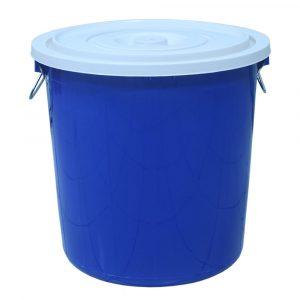 Tong 80L PT Golgon warna biru