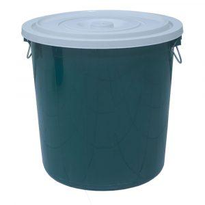 Tong 80L PT Golgon warna hijau
