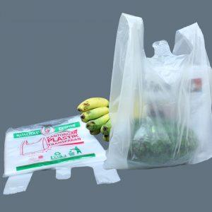 Plastik bening golplas 35 cm PT Golgon