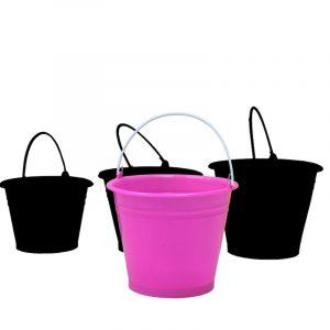 Timba 4 Galon Warna Pink PT Golgon