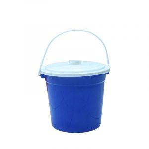 Ember 4.5 galon warna biru PT Golgon