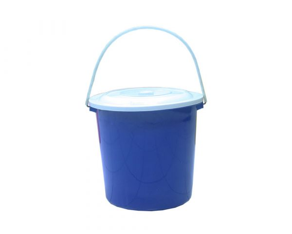 Ember 5 galon warna biru PT Golgon