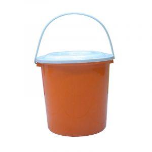 Ember 6 galon warna orange PT Golgon